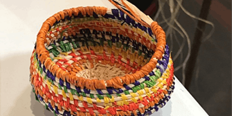 Basket Weaving and Self Care Programs tickets