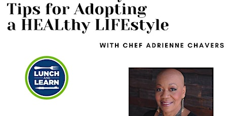 """Add """"life"""" to your Years: Tips for Adopting a HEALthy LIFEstyle tickets"""