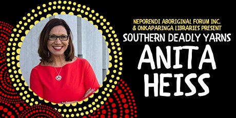 Southern Deadly Yarns: Anita Heiss - Online Author Talk tickets