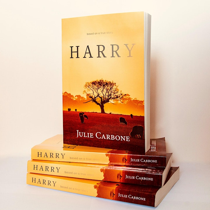 Book Talk Tuesday: Julie Carbone 'Harry' image