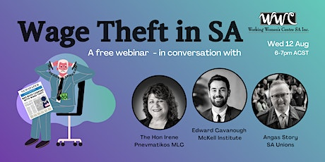 Wage Theft in SA - Free Webinar tickets
