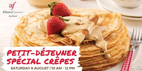 Special crepes breakfast tickets