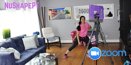 Virtual Zumba® Fitness Class tickets