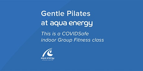 NEW Gentle Pilates Group Fitness Classes tickets