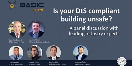Is your DtS compliant building unsafe? tickets