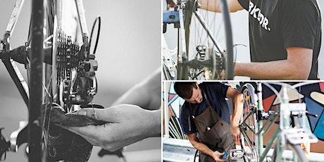 Bike Maintenance 2 Course: City of Vincent & BikeDr tickets
