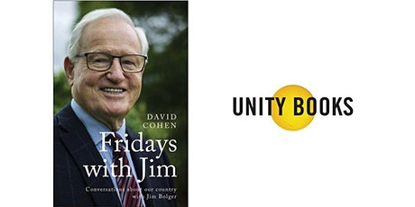 Book Launch |Fridays with Jim by David Cohen tickets