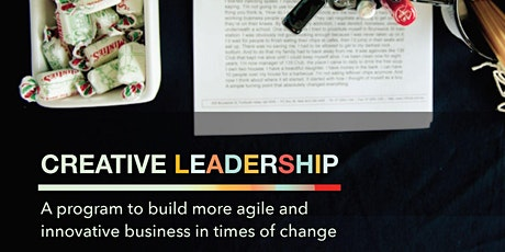 Creative Leadership Masterclass -14th Octber tickets