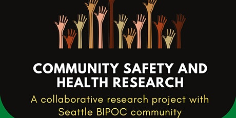 Summer / Fall Community Research Teach-In tickets