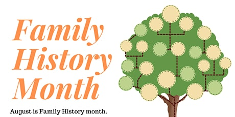 NSW State Library - Family History Webinars tickets