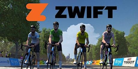 Zwift - Kiwi Crew Riot  Ride (Weekly) tickets