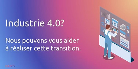 Industrie 4.0 - Comment s'y prendre? tickets