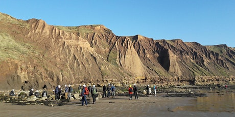 Filey Bay and Brigg - Expert Geology Walk tickets