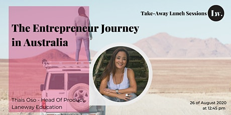 The Entrepreneur Journey in Australia tickets