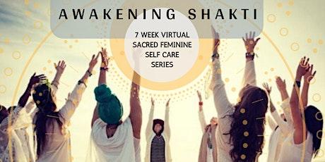 Online: Awakening Shakti 7 week Woman's Temple Series tickets