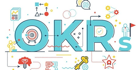 Webinar: Objectives and Key Results (OKR) Training tickets