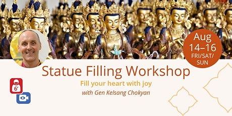 Statue Filling Workshop tickets
