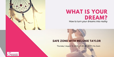 Safe Zone with Melonie Taylor tickets