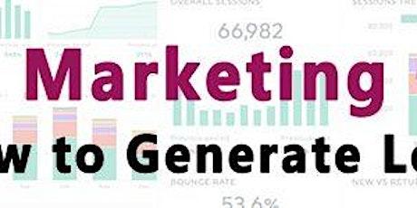 Digital Marketing Course tickets
