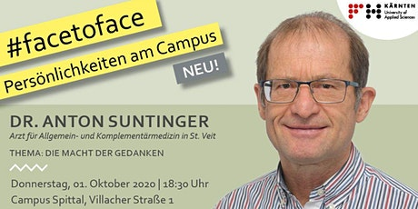 face2face: Die Macht der Gedanken biglietti