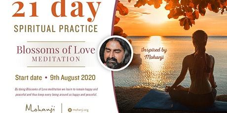 21 Days Spiritual Practice tickets