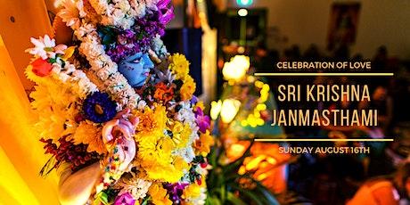 Sri Krishna Janmasthami Festival 2020 tickets