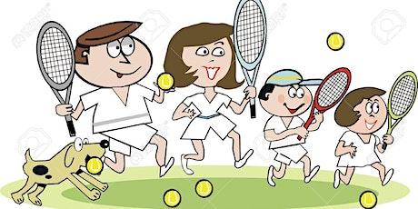 Ouder kind tennis toernooi tickets
