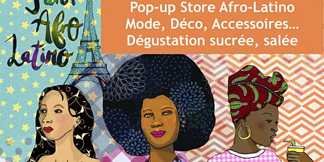 Pop-up Afro-Latino #summer billets