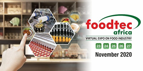 FOODTEC EXPO 2020 tickets