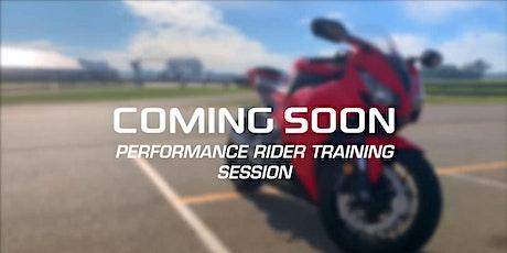 Performance Rider Training Session tickets
