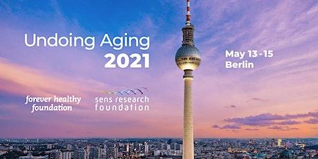 Undoing Aging 2021 tickets
