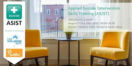 Cardiff | ASIST: Applied Suicide Intervention Skills Training (Aug 2020) tickets