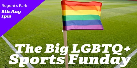 The Big LGBTQ+ Fun Day, Regent's Park tickets