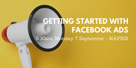 WORKSHOP: Getting Started with Facebook Ads tickets