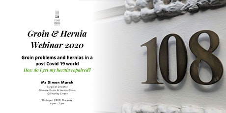 Groin problems and hernias in a post Covid 19 world: how do I get my hernia tickets