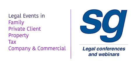 Company & Insolvency 2020 Annual Seminar tickets