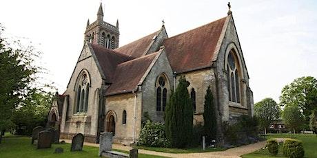 Sunday 9.30 Parish Eucharist tickets