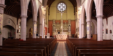 Friday 7pm Mass at St Edmund's (18th Week of the Year) tickets