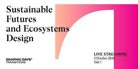 Talk 1 in live streaming | Graphic Days® Transitions biglietti