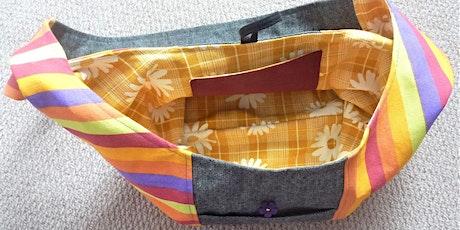 Mono strap bag Teen Workshop - School of Sew tickets
