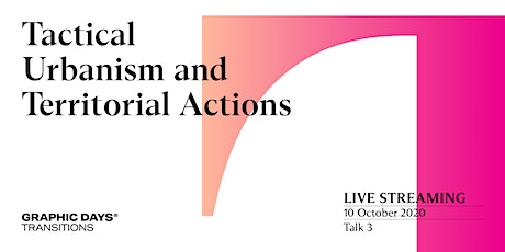 Talk 3 in live streaming | Graphic Days® Transitions tickets
