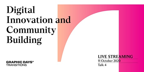 Talk 4 in live streaming | Graphic Days® Transitions biglietti