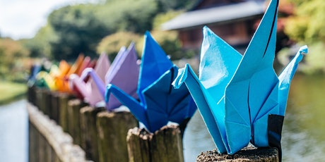 Origami workshop  6 augustus 2020 - 15u30 tot 16u30 tickets