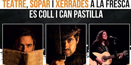 Concert a la fresca a Es Coll den Rabassa. Torre den Pau. entradas