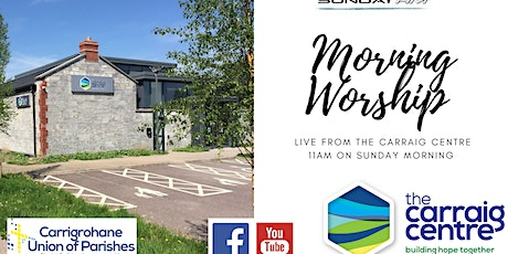 Sunday Mornings at the Carraig Centre (Sunday AM & United Celebrations) tickets