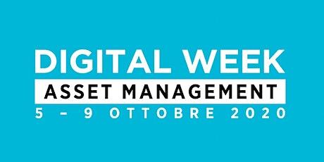 Digital Week Asset Management biglietti
