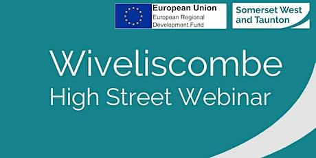 Wiveliscombe - Town Webinar tickets