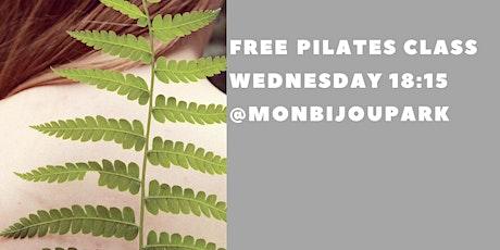 Free Pilates @ Monbijou Park billets