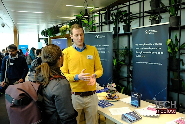 Amsterdam Tech Job Fair image