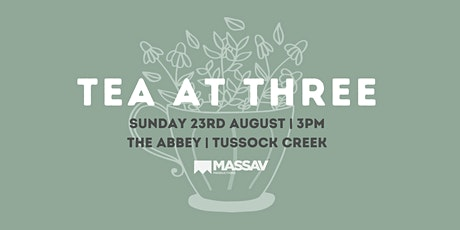 Tea at Three | Jenny Mitchell tickets